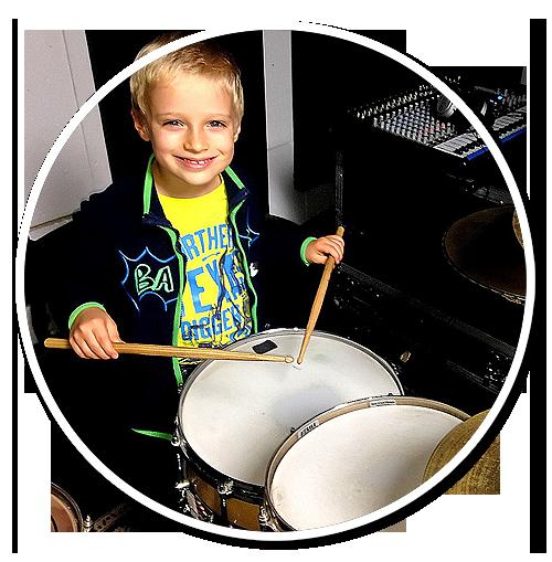 Drumbeat students